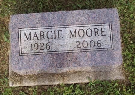 MOORE, MARGIE - Lucas County, Iowa | MARGIE MOORE