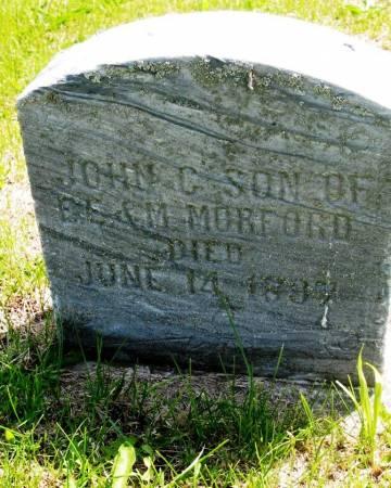 MORFORD, JOHN C - Lucas County, Iowa | JOHN C MORFORD