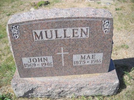 MULLEN, JOHN - Lucas County, Iowa | JOHN MULLEN