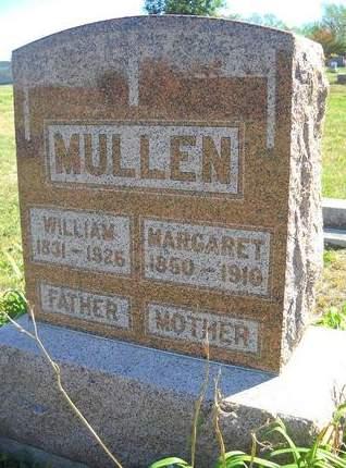 MULLEN, MARGARET - Lucas County, Iowa | MARGARET MULLEN