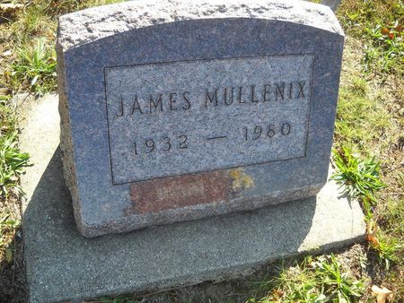 MULLENIX, JAMES - Lucas County, Iowa | JAMES MULLENIX