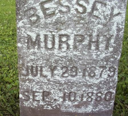 MURPHY, BESSEY - Lucas County, Iowa   BESSEY MURPHY