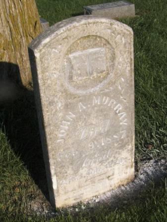 MURRAY, JOHN A. - Lucas County, Iowa | JOHN A. MURRAY