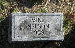 NELSON, MIKE - Lucas County, Iowa | MIKE NELSON