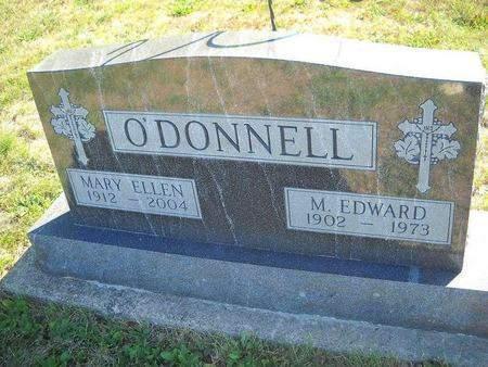 POLLARD O'DONNELL, MARY ELLEN - Lucas County, Iowa | MARY ELLEN POLLARD O'DONNELL