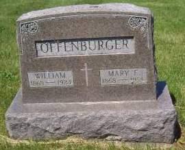 OFFENBURGER, WILLIAM - Lucas County, Iowa | WILLIAM OFFENBURGER