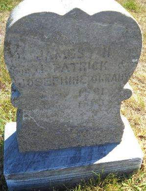 O'GRADY, JAMES H - Lucas County, Iowa | JAMES H O'GRADY