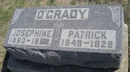 HARTNET O'GRADY, JOSEPHINE - Lucas County, Iowa | JOSEPHINE HARTNET O'GRADY