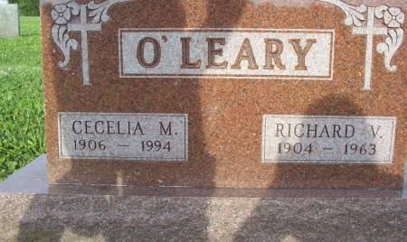 O'LEARY, CECELIA M. - Lucas County, Iowa | CECELIA M. O'LEARY