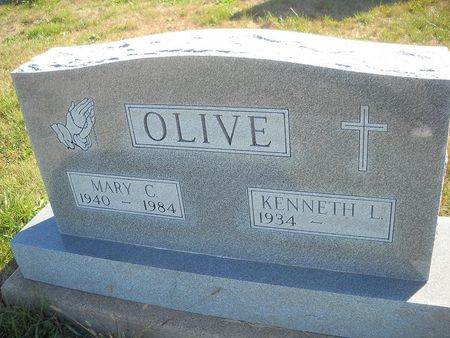 OLIVE, MARY C - Lucas County, Iowa | MARY C OLIVE