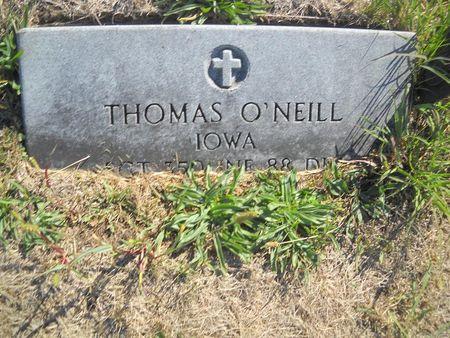 O'NEILL, THOMAS - Lucas County, Iowa | THOMAS O'NEILL