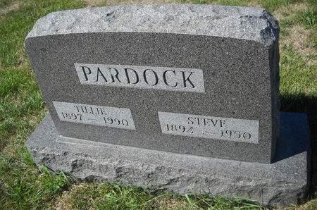 PARDOCK, TILLIE - Lucas County, Iowa | TILLIE PARDOCK