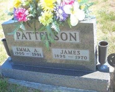 PATTERSON, JAMES - Lucas County, Iowa   JAMES PATTERSON