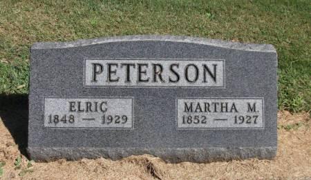 MARING PETERSON, MARTHA - Lucas County, Iowa | MARTHA MARING PETERSON