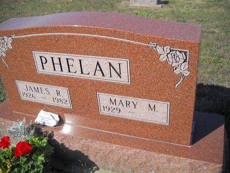 PHELAN, MARY M - Lucas County, Iowa | MARY M PHELAN