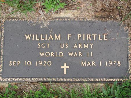 PIRTLE, WILLIAM  F. - Lucas County, Iowa | WILLIAM  F. PIRTLE