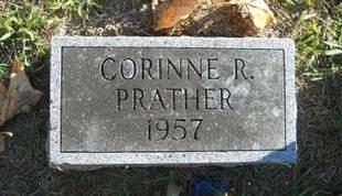 PRATHER, CORINNE R - Lucas County, Iowa | CORINNE R PRATHER