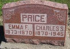 PRICE, EMMA F - Lucas County, Iowa | EMMA F PRICE