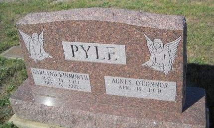 O'CONNOR PYLE, AGNES - Lucas County, Iowa | AGNES O'CONNOR PYLE