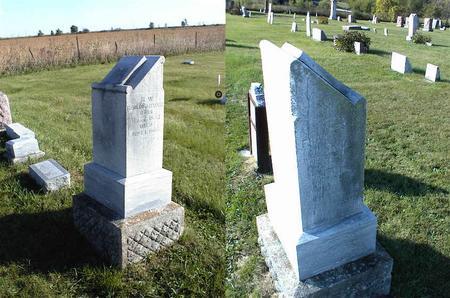 LEWIS REDLINGSHAFER, FRANCES CAROLINE - Lucas County, Iowa | FRANCES CAROLINE LEWIS REDLINGSHAFER