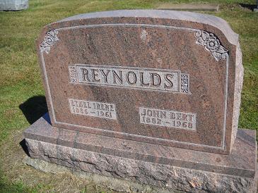 PHILLIPS REYNOLDS, ETHEL IRENE - Lucas County, Iowa | ETHEL IRENE PHILLIPS REYNOLDS