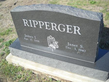 RIPPERGER, JANET S - Lucas County, Iowa | JANET S RIPPERGER