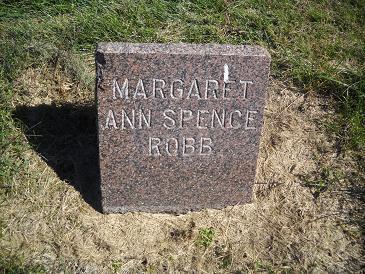SPENCE ROBB, MARGARET ANN - Lucas County, Iowa | MARGARET ANN SPENCE ROBB