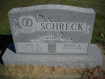 SCHRECK, JOYCE A - Lucas County, Iowa | JOYCE A SCHRECK