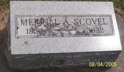 SCOVEL, MERRILL A. - Lucas County, Iowa | MERRILL A. SCOVEL