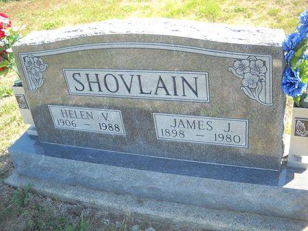 SHOVLAIN, JAMES J - Lucas County, Iowa | JAMES J SHOVLAIN