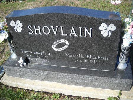 SHOVLAIN, MARCELLA ELIZABETH - Lucas County, Iowa   MARCELLA ELIZABETH SHOVLAIN