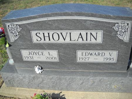 SHOVLAIN, EDWARD V - Lucas County, Iowa | EDWARD V SHOVLAIN