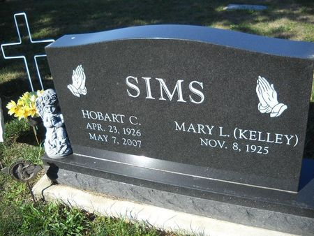 SIMS, MARY L - Lucas County, Iowa | MARY L SIMS