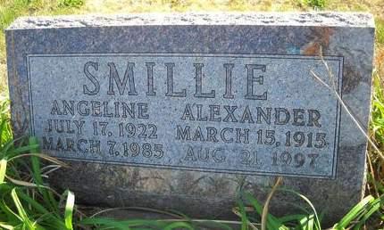 SMILLIE, ALEXANDER - Lucas County, Iowa   ALEXANDER SMILLIE