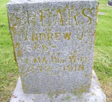 SPEARS, ANDREW J. - Lucas County, Iowa | ANDREW J. SPEARS