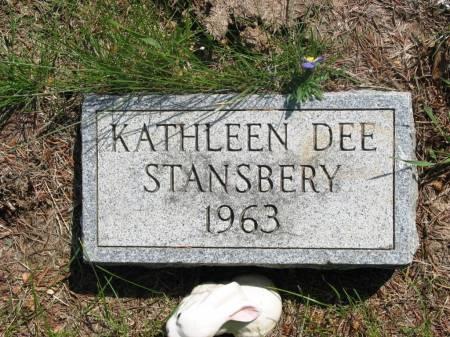 STANSBERY, KATHLEEN DEE - Lucas County, Iowa | KATHLEEN DEE STANSBERY