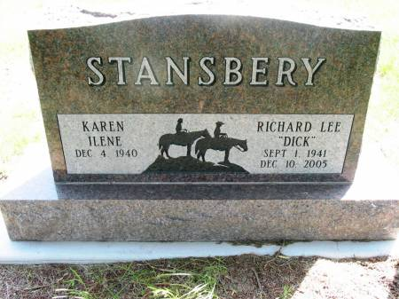 STANSBERY, RICHARD LEE