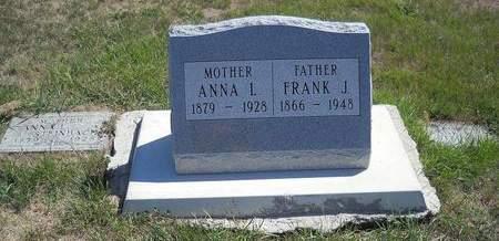 FARRELL STEINBACH, ANNA L - Lucas County, Iowa | ANNA L FARRELL STEINBACH