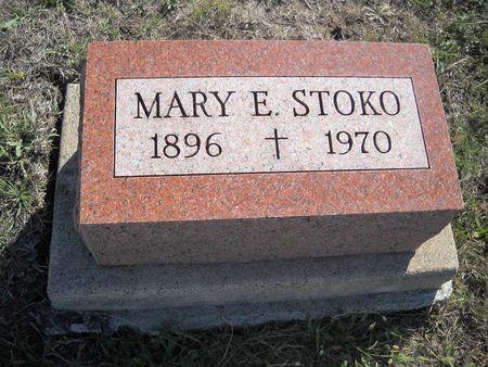 STOKO, MARY E - Lucas County, Iowa | MARY E STOKO