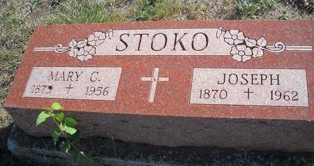 STOKO, MARY C - Lucas County, Iowa | MARY C STOKO