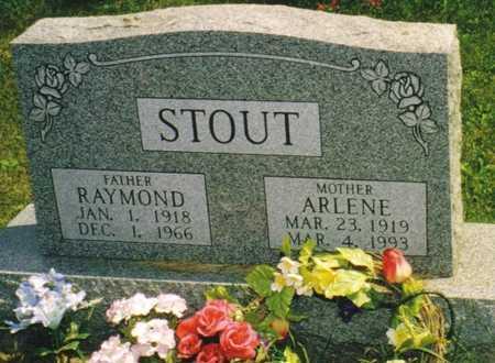 STOUT, RAYMOND - Lucas County, Iowa | RAYMOND STOUT
