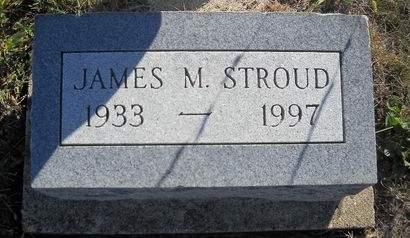 STROUD, JAMES M - Lucas County, Iowa   JAMES M STROUD