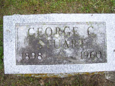 STUART, GEORGE C. - Lucas County, Iowa | GEORGE C. STUART