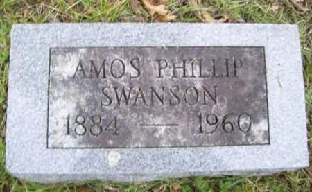 SWANSON, AMOS PHILLIP - Lucas County, Iowa | AMOS PHILLIP SWANSON