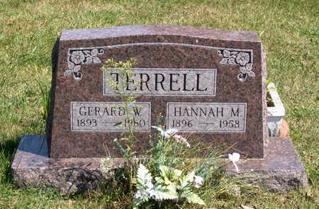 TERRELL, HANNAH M. - Lucas County, Iowa | HANNAH M. TERRELL