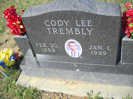 TREMBLY, CODY LEE - Lucas County, Iowa   CODY LEE TREMBLY