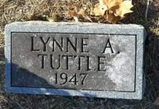 TUTTLE, LYNNE A - Lucas County, Iowa | LYNNE A TUTTLE