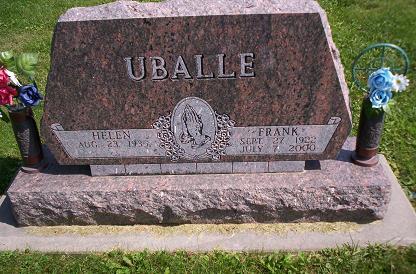 UBALLE, HELEN - Lucas County, Iowa | HELEN UBALLE