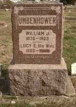 UMBENHOWER, WILLIAM J - Lucas County, Iowa | WILLIAM J UMBENHOWER