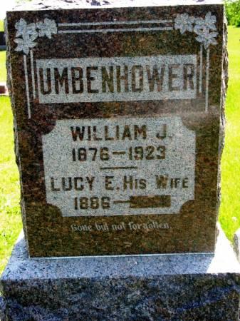 UMBENHOWER, LUCY E - Lucas County, Iowa | LUCY E UMBENHOWER